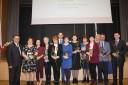 Wyróżnieni pracownicy Powiatowego Urzędu Pracy w Żaganiu