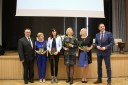 Wyróżnieni pracownicy Powiatowego Urzędu Pracy w Sulęcinie